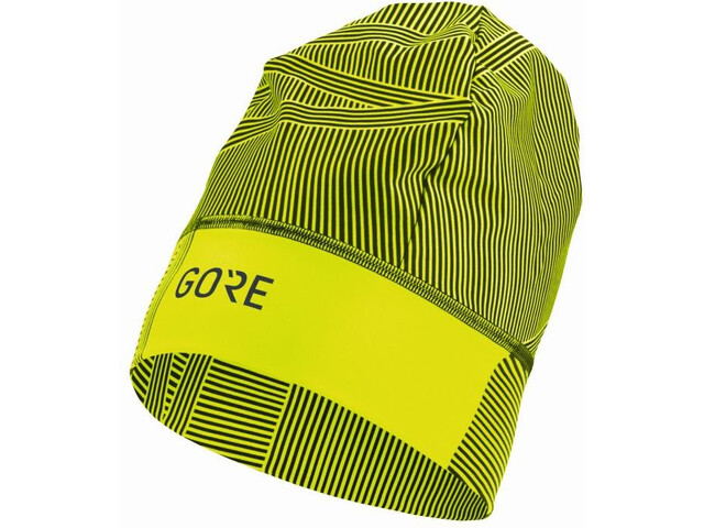 GORE WEAR Light Opti Bonnet, neon yellow/black